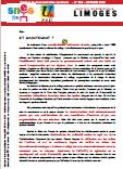 Bulletin académique Octobre 2015 n°338